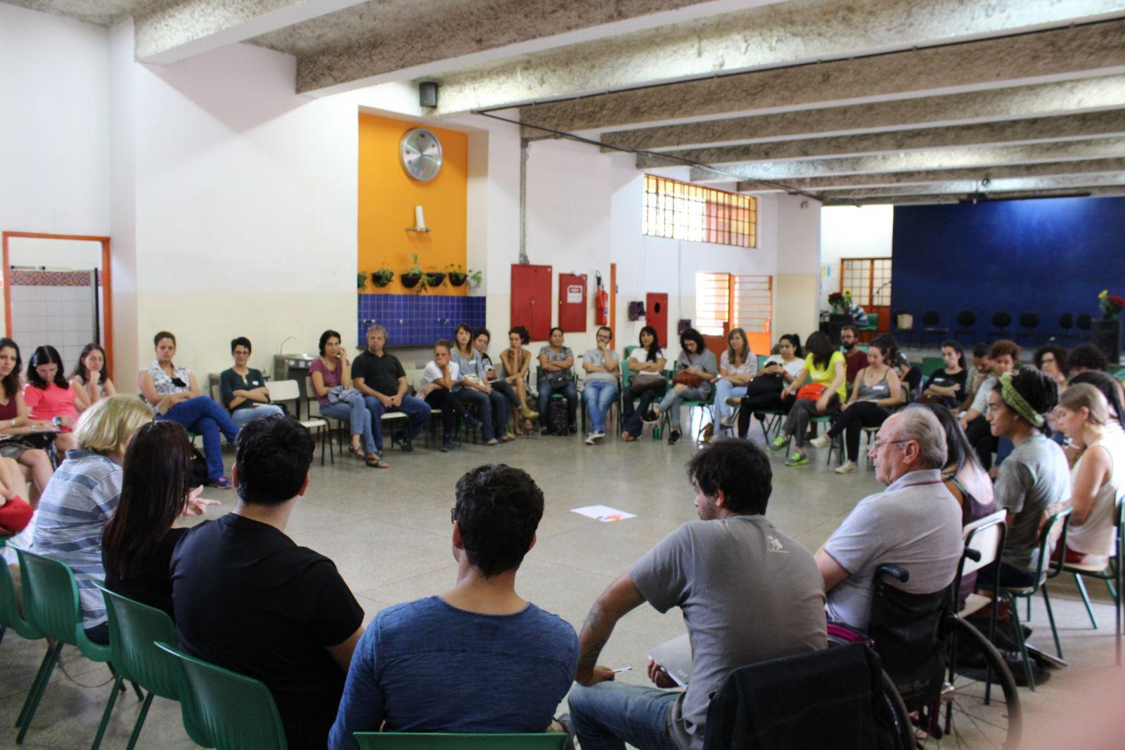 National conference of alternatives for a new education (CONANE Southeast, Brazil,2016)